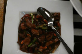 Wok Fried Diced Chicken with Cashewnuts